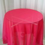 Toalha de Voil Rosa Pink